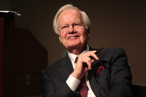 Bill Moyers, From FlickrPhotos