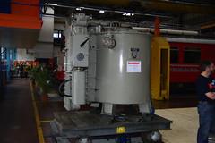 IMGP7773 (Alvier) Tags: schweiz graubünden rhb rhätischebahn landquart hauptwerkstätte tagderoffenentür triebfahrzeuge lokomotiven taufe triebzüge