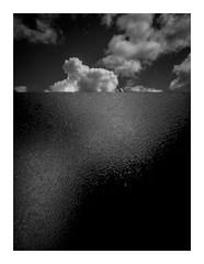 blurryview (seba0815) Tags: ricohgrdiv grdiv monochrome bw blackwhite blackandwhite black white bianco nero blanc noir schwarzweis czarnobiale czarne window sky clouds contrast light shadow seba0815 minimal