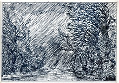My black and white days (6) (Keith Pharo) Tags: pen ink drawing art hobby pastime keith pharo uk black white