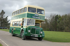 170084-VKR39-AEC Regent V-(DL39)-Maidstone & District. (day 192) Tags: detling kentshowground heritagetransportshow southeastbusfestival busrally transportrally transportshow bus buses classicbus preservedbus vintagebus aec regent aecregent maidstonedistrict vkr39