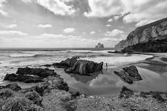 something like the ocean (*magma*) Tags: nebida sardegna panorama landscape pan di zucchero mare sea