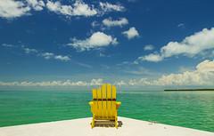 Belizian (Matt Champlin) Tags: sunday belize belizian peace peaceful wonderful blue blues tropical cayecaulker thesplit paradise beach caribbean canon 2017 travel ocean aqua warmth chair relaxation springbreak