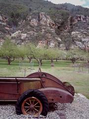 old equipment at slide rock (EllenJo) Tags: sedonaarizona oakcreekcanyon sliderock statepark arizona april2 2017 ellenjo sedona sliderockstatepark springtimeinaz springinaz springtime spring pentaxqs1 pentax