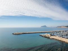 Puerto de Moraira. (monsalo) Tags: moraira ifach mediterraneo monsalo