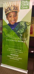Anchorage Opera Pop Up Cropped (PIP Alaska) Tags: pop up banner display