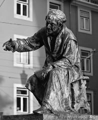 António Ribeiro Chiado (1521?-1591) (1925) - António Augusto da Costa Motta (Tio) (1862-1930) (pedrosimoes7) Tags: antónioaugustodacostamottatio antónioribeirochiado largodochiado lisbon portugal sculpture escultura estátua statue streetart black white blackwhite streetphoto stphotographia ✩ecoledesbeauxarts✩ bronze blackwhitephotos