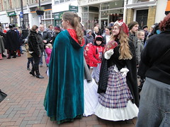 Rochester Dickensian Christmas 2013 (31) (Gauis Caecilius) Tags: dickens dickensianchristmas england uk britain rochester kent victorian 2013 festival fête festspiel