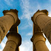 Pillars of Luxor Temple
