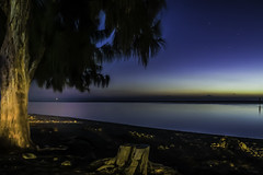 heure bleu (fredericpipolo) Tags: paesaggio landscape paysage blue hour slow laying night nuit
