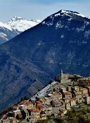 village d'Ilonse (7) (b.four) Tags: village paese montagna mountain montagne ilonse moyennetinée alpesmaritimes ruby5