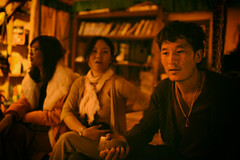 Daocheng (leon5842) Tags: daocheng yading traveldestinations china dlsr indoors lowlight people drum