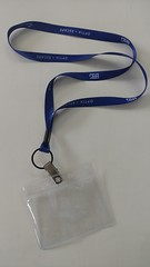 Lanyard with ID holder (Printing, Marketing Services and Signage) Tags: lanyard sirspeedy evanbloom