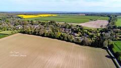 Crawley Village, Winchester. (Albatross Imagery) Tags: beautiful countryside dronephotography drones drone phantom4pro djiphantom4pro dji flickr instagram photo photography landscapephotography landscape uk england visithampshire hampshire crawleywinchester winchester