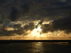 Cleethorpes (Peanut1371) Tags: cleethorpes sunrise sea fort clouds sun