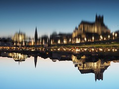 olY/153 .. dreamworld! (m_laRs_k) Tags: omd olympus long exposure auxerre france reflection