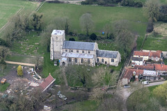 St Mary's church in South Creake - Norfolk uk aerial image (John D F) Tags: southcreake norfolk church aerial aerialphotography aerialimage aerialphotograph aerialimagesuk aerialview viewfromplane droneview britainfromtheair britainfromabove highdefinition hidef highresolution hires hirez