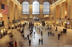 Grand Central in NY (xubean) Tags: city nepaliphotographer photography