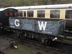 IMG_4069 - GWR China Clay Open Wagon 94059 (SVREnthusiast) Tags: severnvalleyrailway svr severnvalley severn valley railway