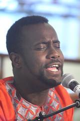 Sura Susso (2017) 05 (KM's Live Music shots) Tags: worldmusic thegambia mandinka traditionalmandinkamusic surasusso fridaytonic southbankcentre