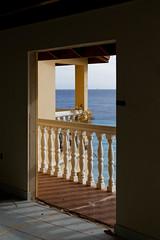 Abandoned resort - ocean view (jmtennapel) Tags: caribean curaçao dutchantilles nederlandseantillen santamarthabaai santamarthabay island urbex interieur interior oceanview zeezicht balkon balcony urban canon6d sigma50mmf14dgexhsm