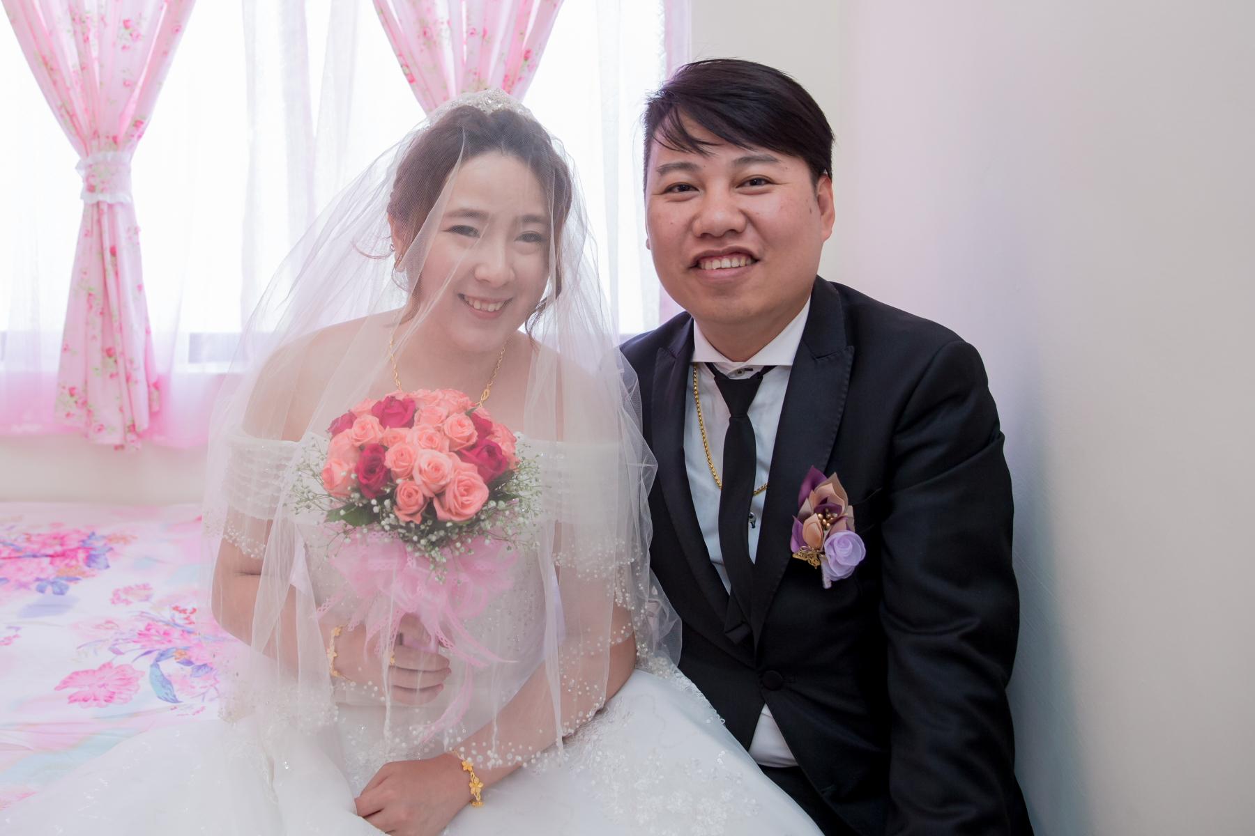 文政藝齡結婚162