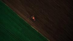 Umut (ahmetaliagır) Tags: djitürkiye djiglobal dji down looking phantom crops harvest farming lookdown rural agriculture crop food aerial plant natural field turkey tekirdag hayrabolu red brown green farmland wheat farm