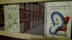 Lo que cuenta Novelas y Cuentos. Las portadas de Manolo Prieto 1940-1957. (ciudad imaginaria) Tags: madrid exposición manoloprieto museodeartesdecorativas dickens charlesdickens