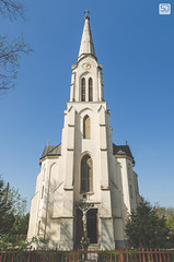church in Ivanovo (devke) Tags: church religion catholic ivanovo pancevo serbia srbija architecture building frongperspective wideangle nikond7000 tamron1750f28 vojvodina