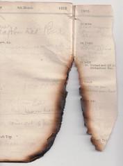 27 Sept - 3 Oct 1915 - ripped (wheresshelly) Tags: ww1 wwi world war 1 australia gallipoli egypt military australian 4th field ambulance anzac morton wilfred
