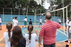 CEM Giovania de Almeida 26 04 17 Foto Celso Peixoto (12) (Copy) (prefbc) Tags: cem giovania almeida escola educação atividade escolar esporte volei