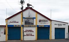 Waipawa (paulhamernz) Tags: signage kiwi autorepairs mechanic newzealand hawkesbay waipawa hawkesbaynz