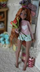 IMG_5749 (Cleo6666) Tags: lana lillycat cerisedolls marron glacé bjd doll chibbi