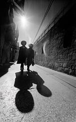 Jerusalem. Old City. (Valentine Kleyner) Tags: jerusalem israel leica voigtlander heliar bw film fomadon rollei retro