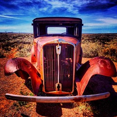 Old Route 66, Painted Desert Arizona (mary.fennell) Tags: route66 petrifiedforest national parks painteddesertarizona