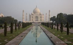 Taj Mahal (Rolandito.) Tags: indien inde india agra taj mahal asia