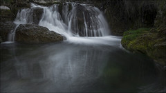 Cascada (Explore) (Jose Cantorna) Tags: cascada waterfall water agua seda paisaje nature nikon d610