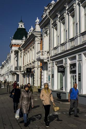 shopping in omsk