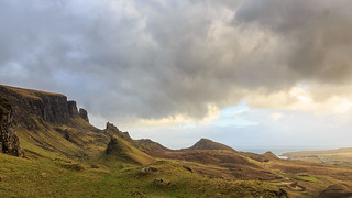 View of the Quiraing