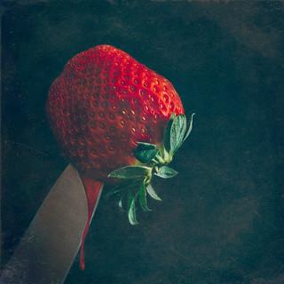 Murder of an innocent strawberry