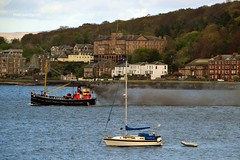 (Zak355) Tags: vic32 pufferboat puffer clydepuffer rothesay bute isleofbute scotland scottish riverclyde boat ship vessel