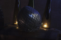 Dragon Eggs 4 (icantcu) Tags: lightpainting light painting lowlight low dark gothic medieval dragon egg scale theringlord knitting crafts diy hobby