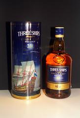 Three Ships (dasypeltis) Tags: whisky maltwhisky singlemalt scotch