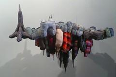 Paris (mistigree) Tags: expo tissu paris toureiffel arcdetriomphe