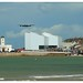 Lancaster Bomber over Turner Contemporary|ploppythekangaroo|154336777@N06