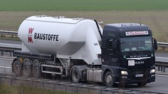 D - Will Spedition > WM Baustoffe < MAN TGX XXL (BonsaiTruck) Tags: ffb feldbinder will walkenried man tgx lkw lastwagen lastzug silozug truck trucks lorry lorries camion silo bulk citerne powdertank