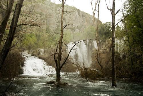 Manojlovac falls