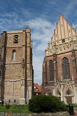 St. Jacob's and St. Agnes' Church (Michael Tracy's photos) Tags: poland nyas