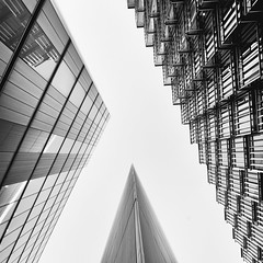 XIV (Theo Brainin) Tags: city bw white black reflection london monochrome thames river nikon southbank reflect nikkor d600