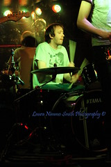Ded Rabbit (LauraNimmoSmithPhotography) Tags: music motion rabbit photography edinburgh guitar gig drummer guitarist drumsticks ded